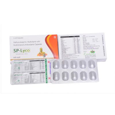 Methylcobalamin+Multivitamin with Multiminral & Antioxidants