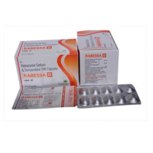 Rabeprazole 20mg+Domperidone 30mg