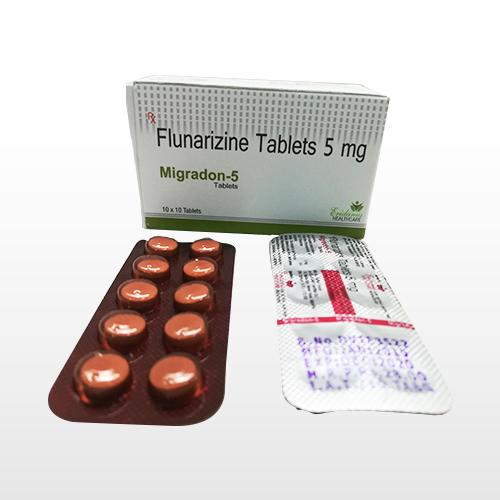 Flunarizine 5