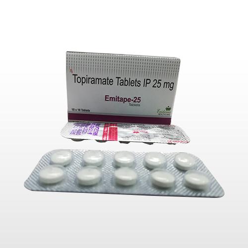 Topiramate IP 25