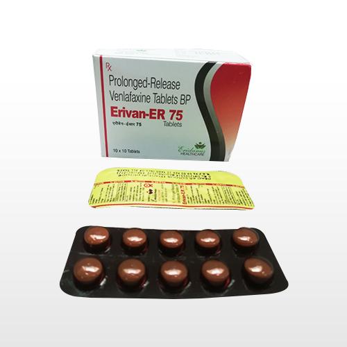 Prolonged-Release Venlafaxine