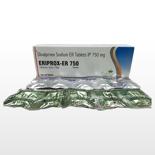 Divalproex Sodium Extended-Release 750MG