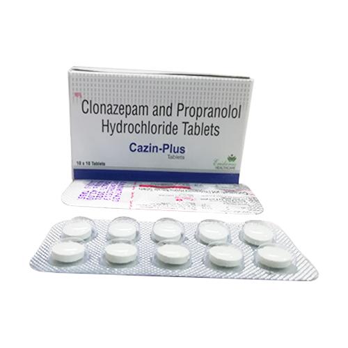 Clonazepam and Propranolol Hydrochloride